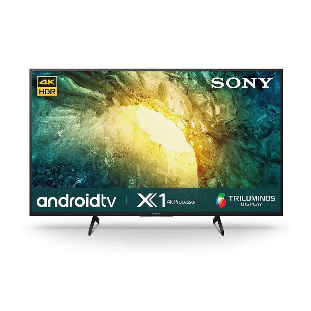 Sony Bravia 43 inches 4K Ultra HD Android LED TV 43X7500H