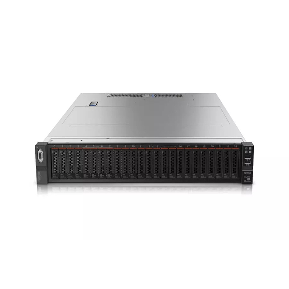 Lenovo SR650 Xeon Gold 5217 32GB, No HDD, 1100W, Tool-Less Rails, 3 Year Warranty, 7X06A0H6EA.jpg