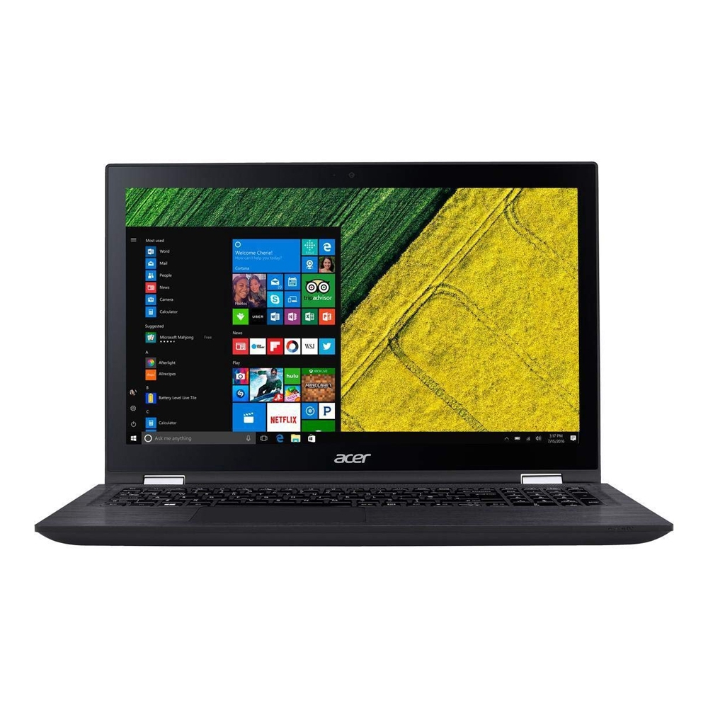 Acer Spin 3 Intel i5 8gb ram and 1 TB hdd